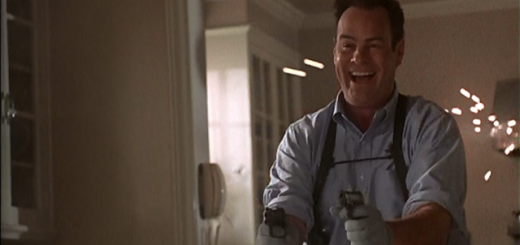 Dan Akroyd in Grosse Pointe Blank