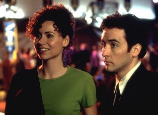 Minnie Driver and John Cusack in Grosse Pointe Blank
